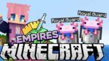 My Royal Guards   Ep. 2   Minecraft Empires 1.17