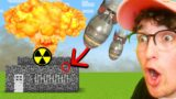 Testing Nuke Hacks To See If They Work In Minecraft