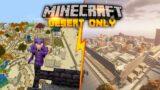 300 Hari di Minecraft tapi Desert only