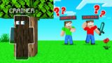 CAMO SPEEDRUNNER Vs HUNTERS In Minecraft!