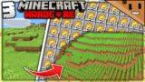 I Built a MASSIVE Automatic Farm in Minecraft Hardcore… (#3)