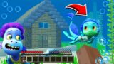 I FOUND LUCA'S UNDERWATER HOUSE IN MINECRAFT!(Ps3/Xbox360/PS4/XboxOne/PE/MCPE)