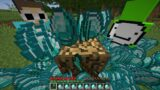 Minecraft, But Item Drops Are Random And Multiplied…