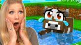 Minecraft but I'm Saving Baby Animals…
