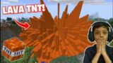 Minecraft, but there are 50 types of TNT