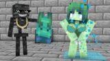 Monster School : Zombie Girl Prison Escape – Minecraft Animation