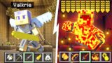Morphing into AETHER BOSSES in MINECRAFT!