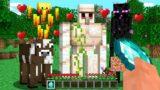 Paso Minecraft pero Puedo Domesticar Cualquier Mob