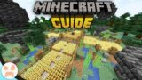 SEMI-AUTOMATIC WHEAT FARM! | The Minecraft Guide – Minecraft 1.17 Tutorial Lets Play
