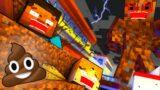 STEVE & ALEX: ALEX CRAP MONSTER – Minecraft Animation [23]