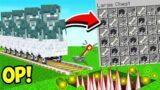 SUPERFAST SKELETON XP FARM in Minecraft – Part 12