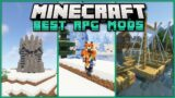 Top 20+ Extra Mods that turn Minecraft into an RPG! [Forge 1.16.5]