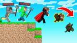 VAMPIRE SPEEDRUNNER Vs HUNTERS In Minecraft!