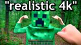 minecraft animations be like