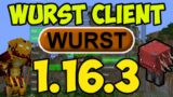 How to get Wurst Client for Minecraft 1.16.3 – download & install Wurst 1.16.3 (on Windows)