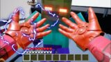 MINECRAFT IN REAL LIFE – STEVE BECOMES IRONMAN – REALISTIC MINECRAFT