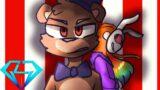 Minecraft FNAF: Vanny wants Freddy! (Minecraft Roleplay)