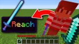 Minecraft Manhunt, But Kills Give Custom Enchants