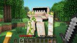 Minecraft pero los MOBS son IMPOSTORES