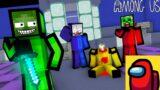Monster School : AMONG US CHALLENGE – Minecraft Animation