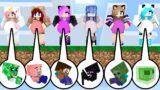 Monster School : BABY HEROBRINE LIFE CHALLENGE – Minecraft Animation