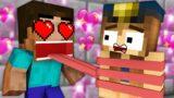 Monster School : Poor Baby Herobrine Family Life – Sad Story – Minecraft Animation