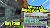 *NEW WORKING* Minecraft Duplication Glitch 1.16.40 *Any item* (PS4,XBOX,PC,MCPE)