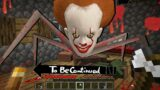 Traps for PENNYWISE.EXE IT in minecraft Coffin meme Thomas the tank engine