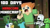 100 Days – [Hardcore Minecraft Anniversary]