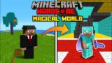 I Survived in Magical World of Minecraft (Hindi)
