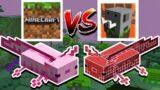 MINECRAFT PE (1.17.0) VS  CRAFTSMAN : Building Craft    Which is best?