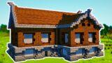 Medieval Minecraft House: Timelapse