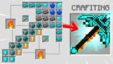 Minecraft, But I  Can Craft $1,000,000 GOD PICKAXE……