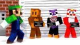 Minecraft Super Mario – Can Luigi Arrest The Mushroom Kingdom Thief?!  [49]