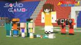 Ipin Ketembak Di Squid Game, BoBoiBoy Panik – Minecraft BoBoiBoy Mod