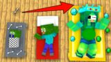 Monster School : Baby Zombie Have A Bad Mother – Sad Story – Minecraft Animation