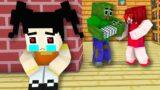 Monster School : Squid Game Parody Fake Father Zombie – Sad Story – Minecraft Animation