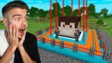 NAJBARDZIEJ CHRONIONA BAZA WOJANA w Minecraft…