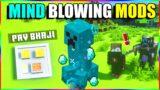 Top 10 Minecraft mindblowing mods | minecraft mods hindi