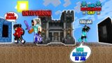 We escaped from EntityBrine castle trap on our Minecraft SMP Server |Can we save @Dante Hindustani?